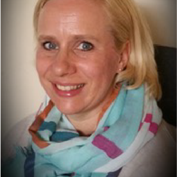 Netwerkcoördinator Chantal van der Velden